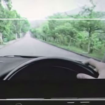 Eyes on the road screenshot